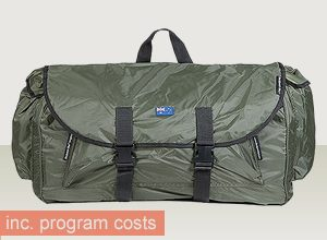 Homeless Backpack Bed